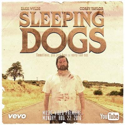 zakk wylde - sleeping dogs - corey taylor