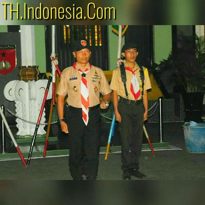 Pelantikan Survival Di Jiwa Saka Wira Kartika Oleh Dandim 0718 Pati