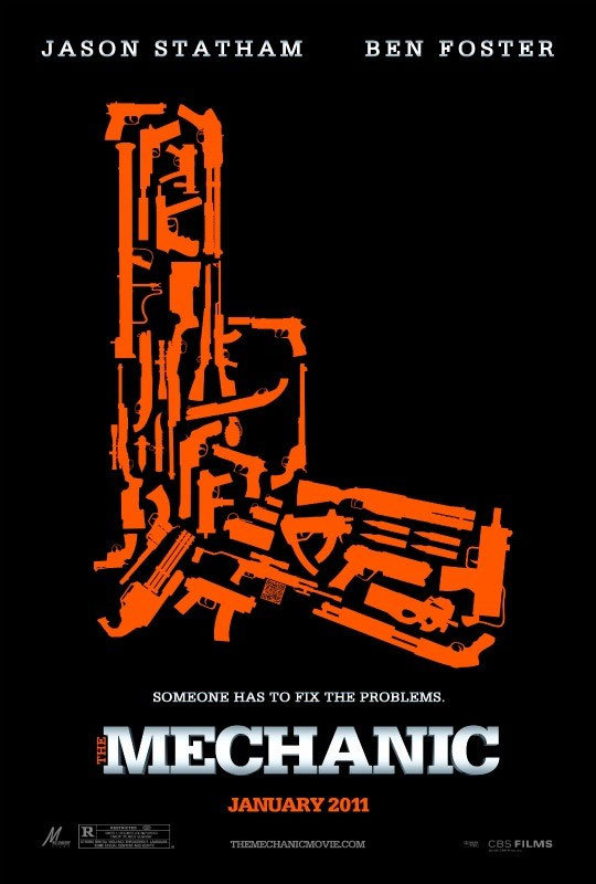 مشاهدة فيلم The Mechanic 2011 مترجم اون لاين