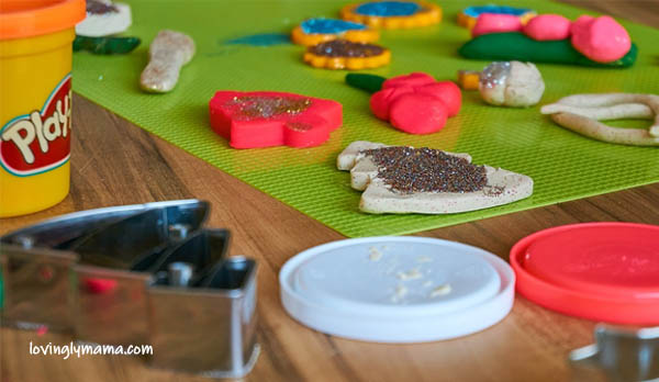 clay sculptures - miniature clay sculptures - creative play for kids - play doh - clay dough - playtime - sparking creativity - miniature sculptures - Bacolod mommy blogger