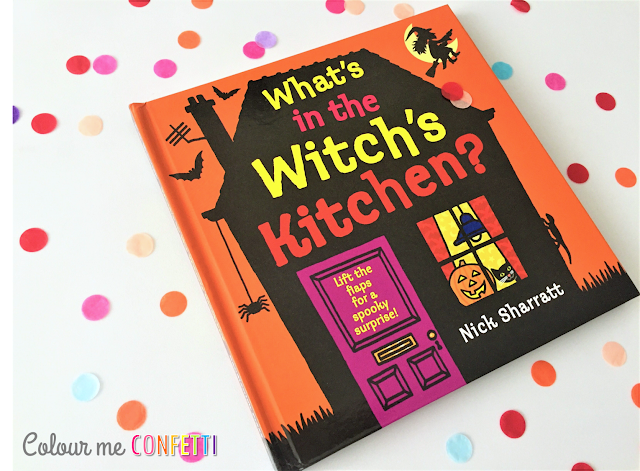 La cocina de la bruja ♥ What's in the Witch's Kitchen?