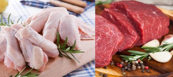 Thịt trắng và thịt đỏ, loại nào tốt hơn?