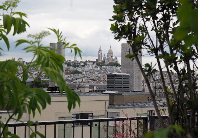 24 hours in Paris - Views from Printemps Haussman