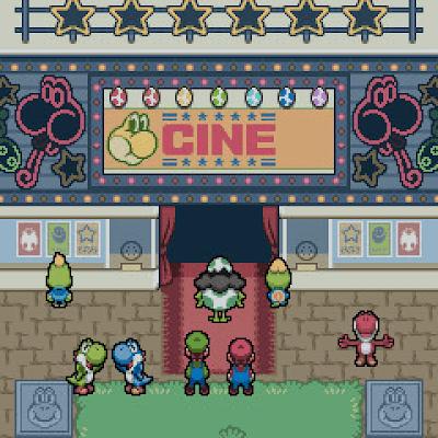 El Pequeño Rincón de los Grandes RPG - Mario & Luigi Superstar Saga - Yoshi's Cineplex