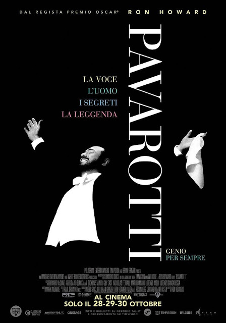 Pavarotti Ron Howard