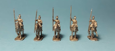 Uhlan Cavalry Troopers picture 4
