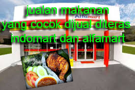 Indomart dan Alfamart yakni salah satu  Contoh Usaha Yang Cocok Dijual Di Teras Indomart-Alfamart