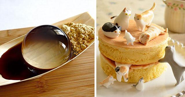 Adorables dulces japoneses que podría ser demasiado bonitos para comerlas