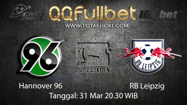 BOLA88 - PREDIKSI TARUHAN BOLA HANNOVER VS RB LEIPZIG 31 MARET 2018 ( GERMAN BUNDESLIGA )