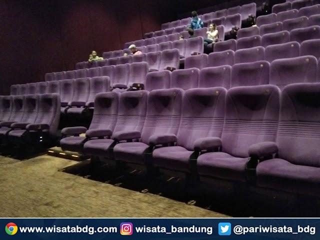 Ini Daftar dan Aturan Bioskop di Kota Bandung yang Kembali Dibuka