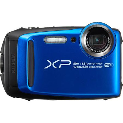 Fujifilm XP120デジタルカメラのファームウェアのダウンロード