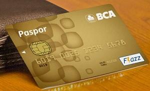 Kartu ATM BCA Tapres Chip