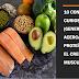 10 consejos y curiosidades (generales) acerca de la proteína para el crecimiento muscular.