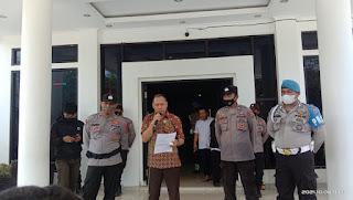 LSM Gerak Soroti Proyek BWS,  Sampaikan Aspirasi  Ke DPRD Kabupaten Konawe