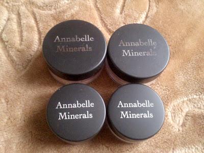 1832. Produkty Annabelle Minerals czy warte swojej ceny?