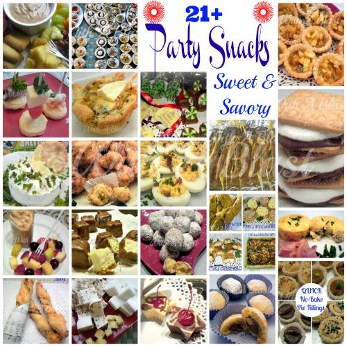 http://www.withablast.net/2013/07/21-party-snacks-sweet-savory.html