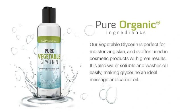 Use glycerine spray to tame frizzy hair