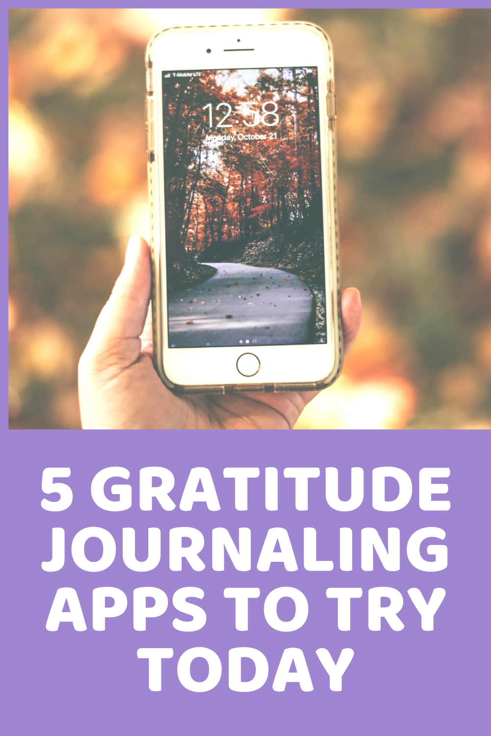 5 Gratitude Journaling Apps To Try Today
