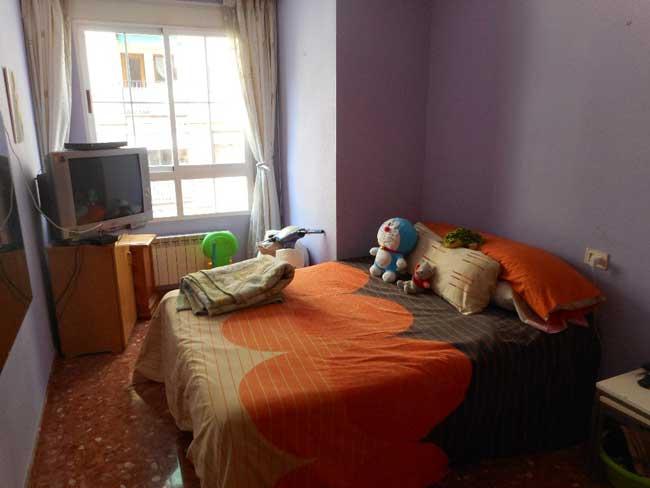 piso en venta castellon calle republica argentina habitacion
