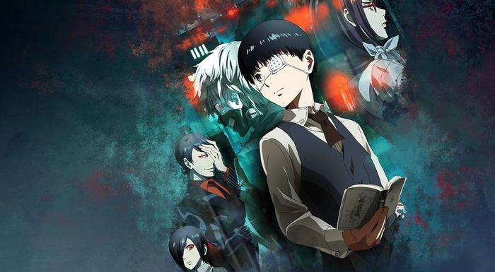 جميع حلقات انمي Tokyo Ghoul الموسم الأول مترجم (تحميل + مشاهدة مباشرة)