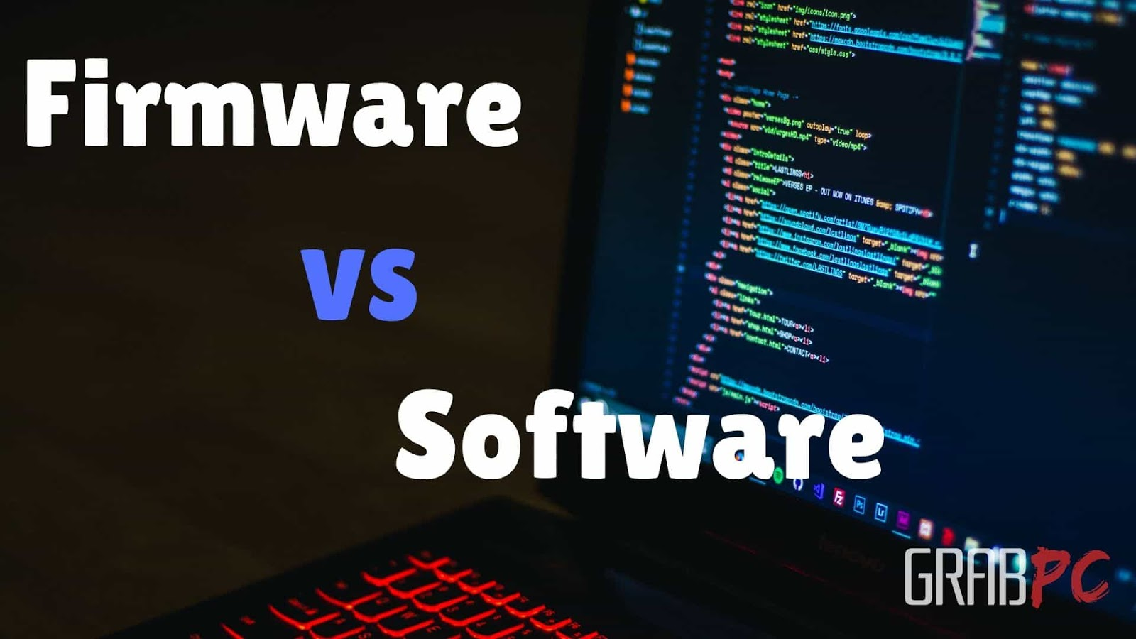 Firmware-vs-Software