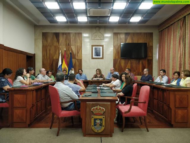 Las obras de la zona comercial en Santa Cruz de La Palma se concentrarán en el entorno del Cabildo durante la campaña de Navidad