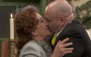 Matrimonio Dolores Tiburcio Il Segreto