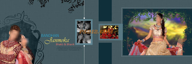 Wedding album 12x36 karizma dm PSD Vol-4
