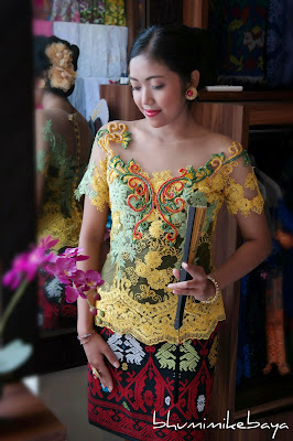Model Kebaya Chemical Modifikasi Modern Terbaru