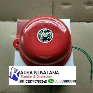 Jual Alarm Bell Pabrik Sekolah Round Bell 100mm di Makasar