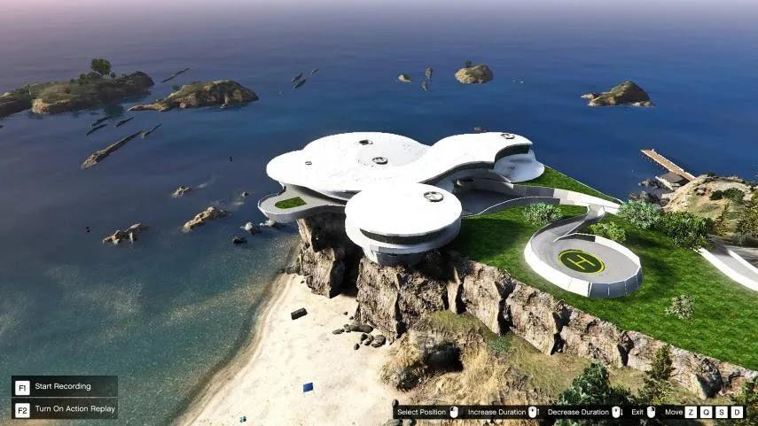 Iron Man's mansion