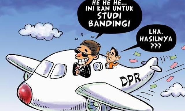 Hasil Ke Luar Negeri Belum Transparan, GeRAK Aceh Gugat DPRA