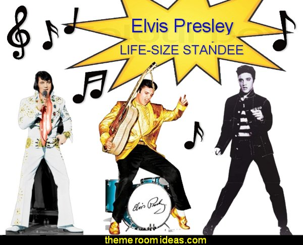 elvis presley standee elvis music bedroom decor music elvis bedroom decorating