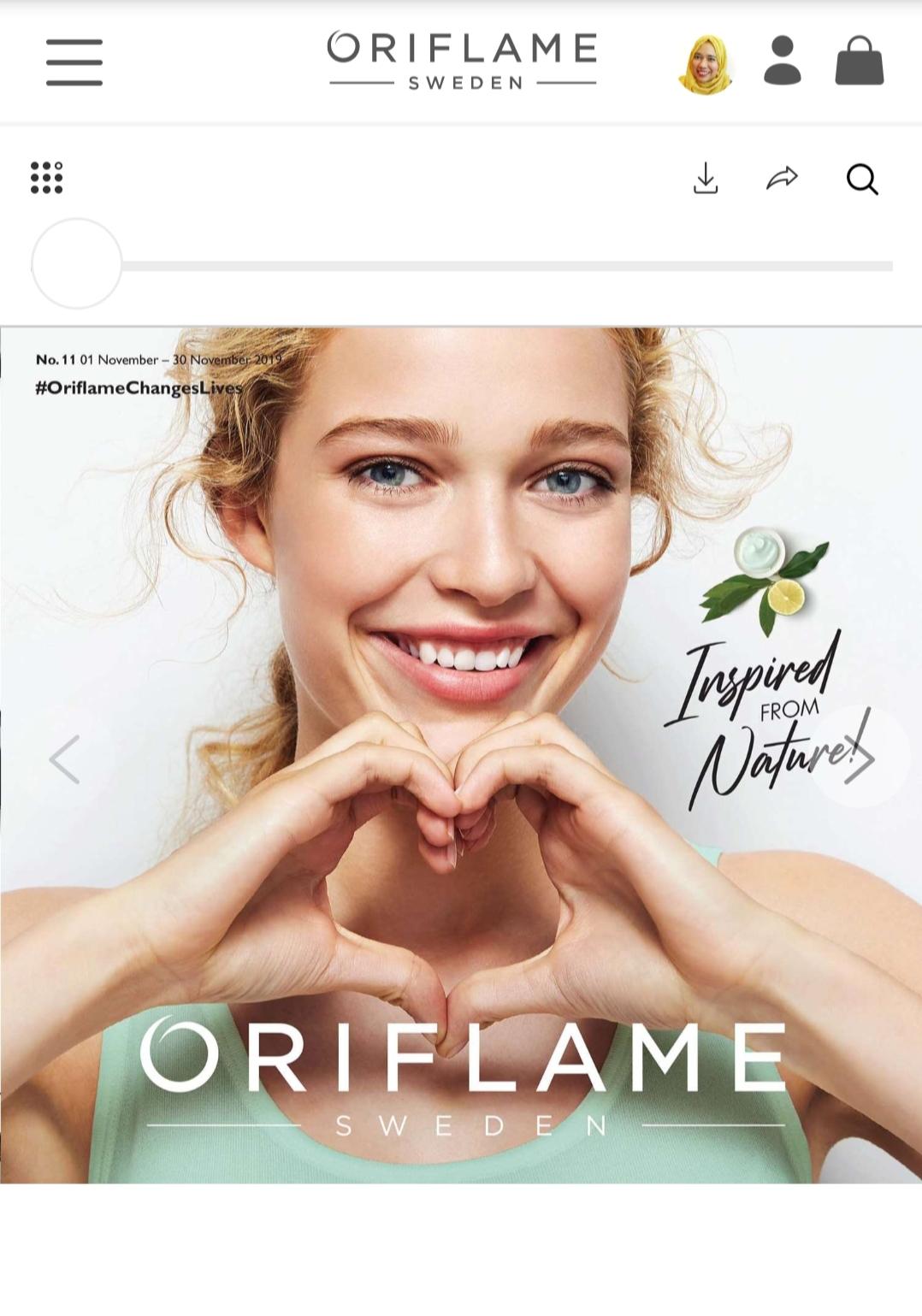 Katalog Oriflame November 2019 : katalog, oriflame, november, Belanja, Hemat, Lewat, Personal, Beauty, Store, (PBS), Oriflame:, Begini, Caranya.