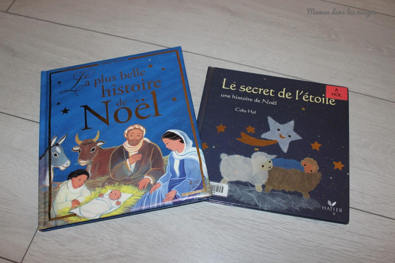 Maman Dans Les Nuages Noel Raconter L Histoire De La