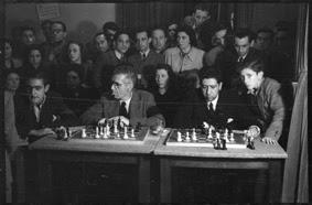 Simultáneas de Arturito Pomar en Lérida el 17 de abril de 1946 (13)