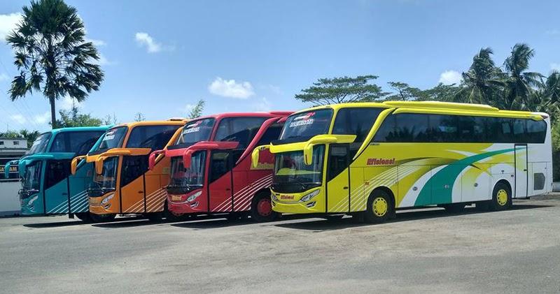 Harga Sewa Bus Pariwisata Surabaya Lengkap dan Murah ...