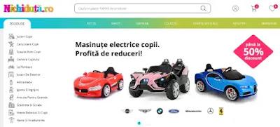 nicihiduta.ro pareri forum magazin online jucării biciclete carucioare