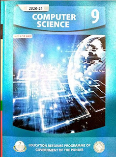 9th Class Computer Science New Textbook PDF Download