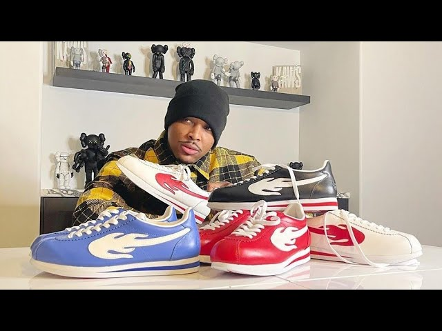 Rapper YG New Shoe Teaser