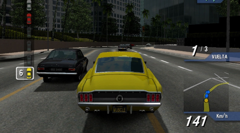 Ford Street Racing PC Full Español