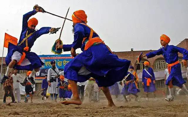 गतका क्या है - Gatka Sikh Martial Arts