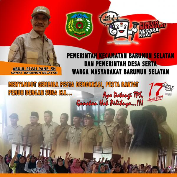 Kecamatan Barumun Selatan Tercepat Diantara KPU Palas Dalam Tingkat Rekapitulasi Panitia Pemilihan Kecamatan (PPK)