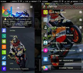 BBM MOD Whatsapp Mod v2.12.0.11 tp3 Terbaru
