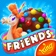 Download Candy Crush Friends Saga (MOD, Lives/Moves)