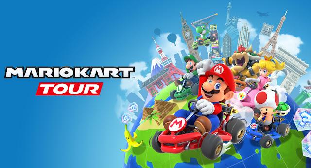 أخيرا.. لعبة Mario Kart Tour على أندرويد و iOS
