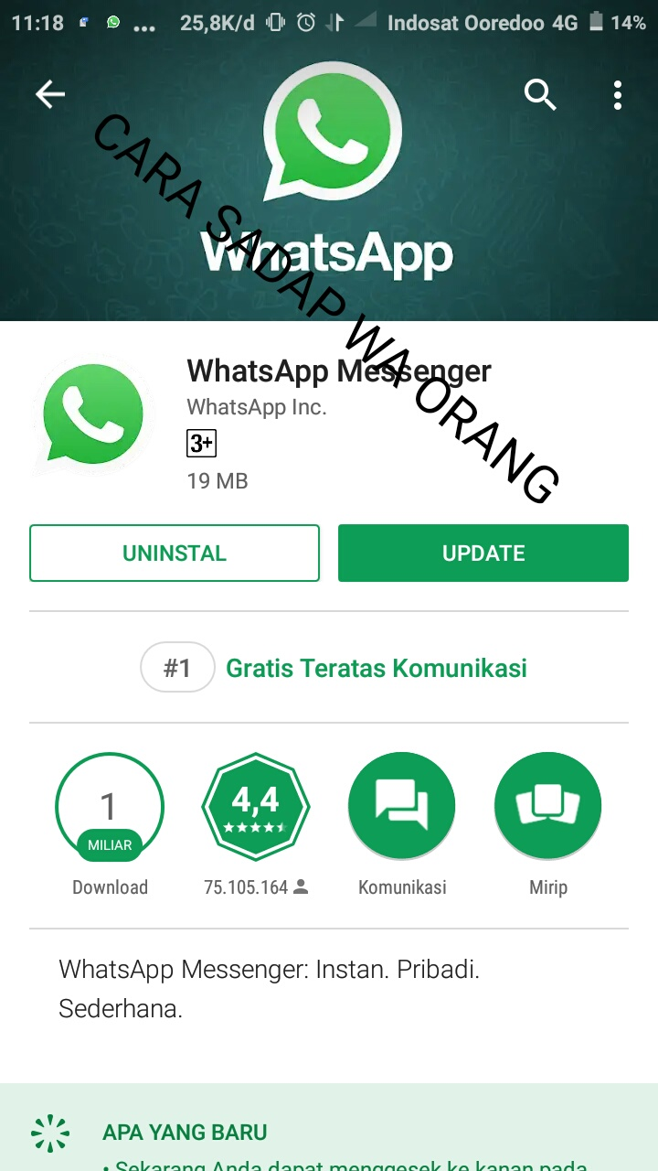 Cara meny4d4p whatsapp orang lain dengan termux - Andropedia3