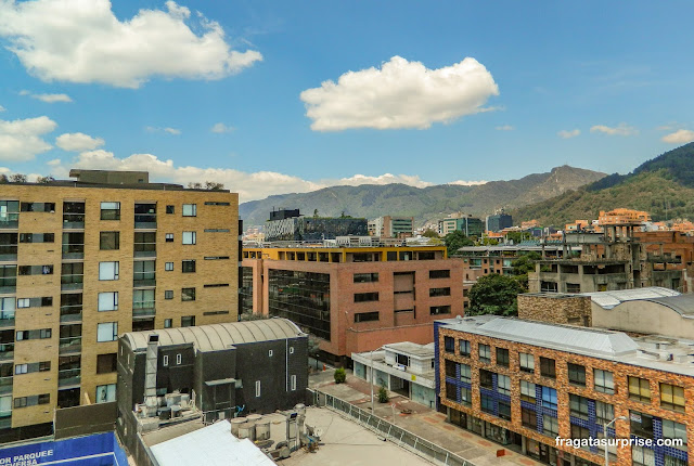 Bairro de Chapinero, Bogotá