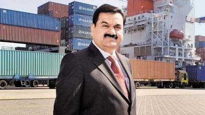 Forbes List of richest Indian - Gautam Adani