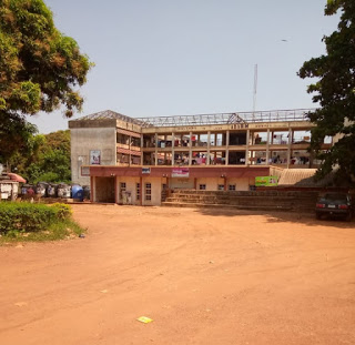 lady ibiam hostel UNEC